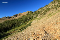 Harts Pass, Pacific Crest Trail South Hike