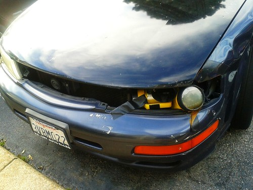 Redneck Headlight (July 14 2013)