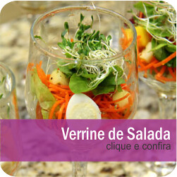 Verrine de Salada