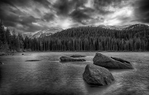 sunset blackandwhite lake snow mountains gabriel weather rock landscape nikon colorado rocks artistic outdoor lakes scenic estespark nationalparks rockymountainnationalpark bearlake garett dramaticclouds greatnature garettgabriel nikond800e photographergarettgabriel