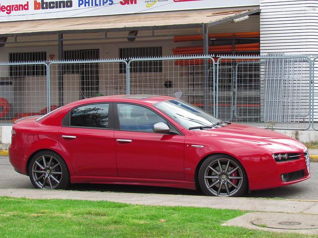 Alfa Romeo 159 Ti 2011