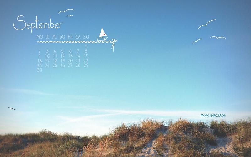 Wallpaper September