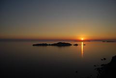 Ionian sunset