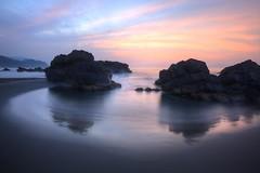 浮島對語 ~ Dawn of Wai'ao, Toucheng Township 頭城,外澳 ~