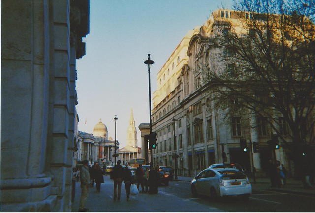 london, disposable camera