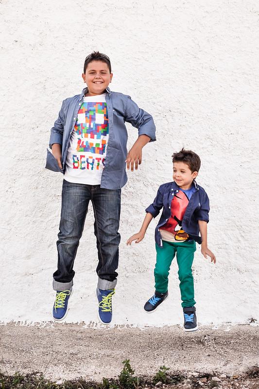 Hugo y Adrián
