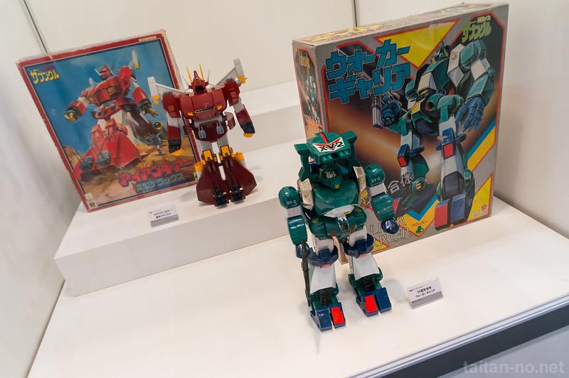 キャラホビ2013-リアルロボット博物館-DSC00507