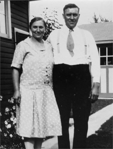 Wm. and Louise Dewell