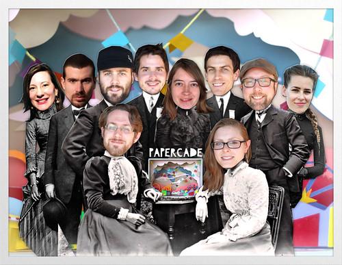 Papercade Team