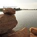 Rocks - Ammenpur Lake, Hyderabad - 1