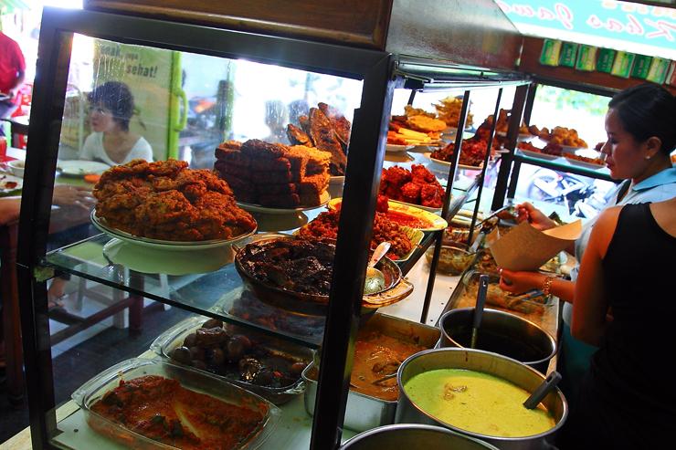 Warung Nikmat Javanese-Dishes