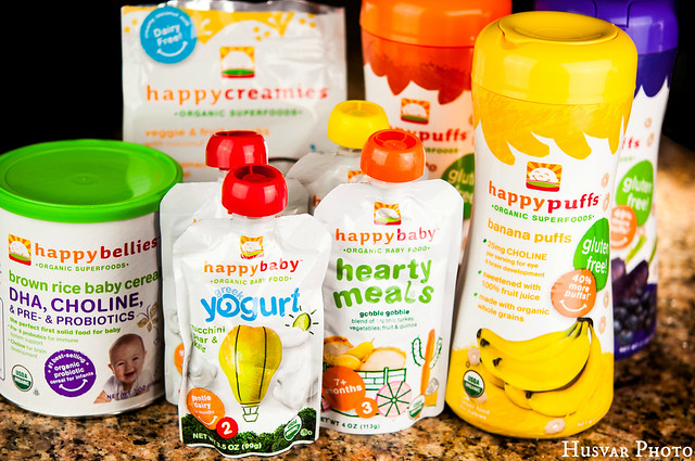 Happy baby food reviews