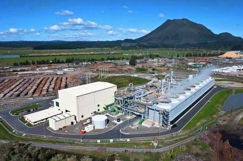 Крупнейшая в мире бинарная ГеоЭС запускается в Новой Зеландии