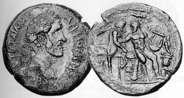 Antoninus Pius, 138-161. Tetradrachmon, 142-3