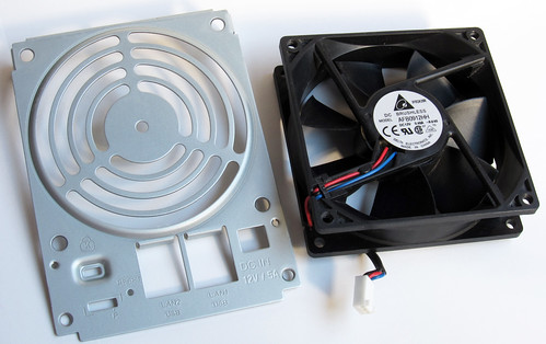 ReadyNAS Ultra 2: Fan