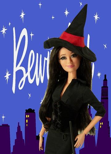 Halloween Raquelle by Sartoria Gigi