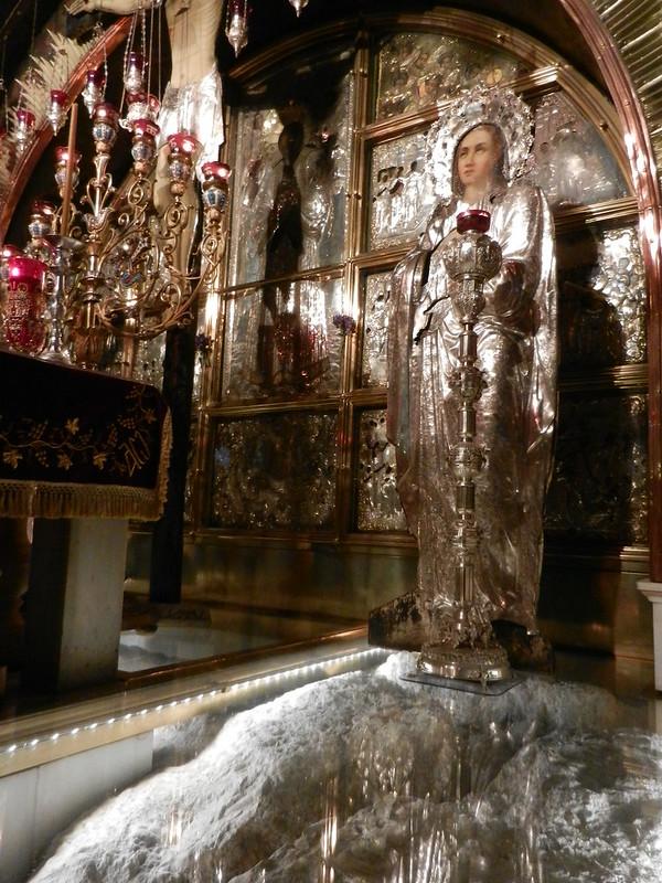 Храм Гроба Господня Голгофа