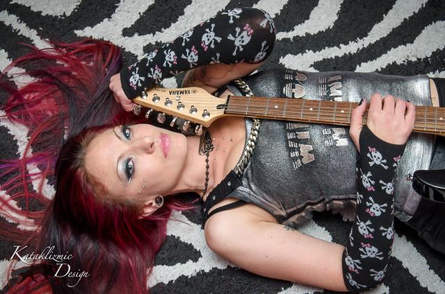 Rock Star Trampalina Photo Shoot 11-04-13