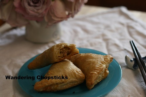 Indonesian Semarang-Style Turnovers with Bamboo Shoots, Dried Shrimp, and Scrambled Eggs 1