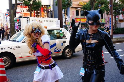 Kawasaki Halloween Parade 2013 134