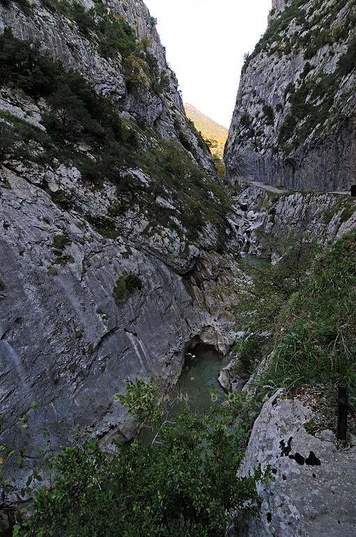 Ulukaya Şelalesi ve Kanyonu