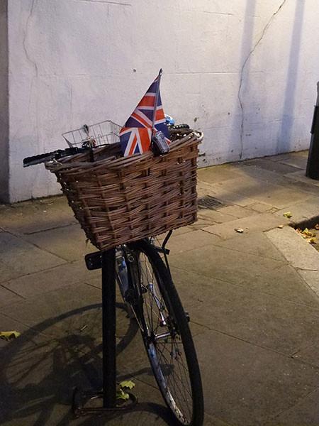 vélo anglais