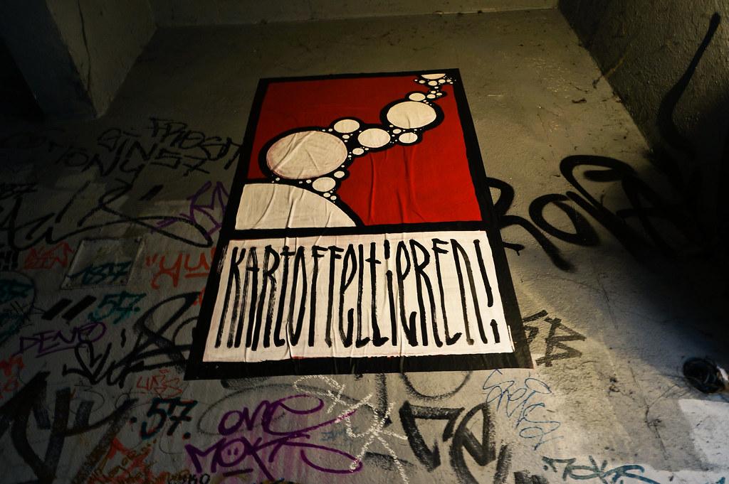 Street Art Gerdt Hamburg