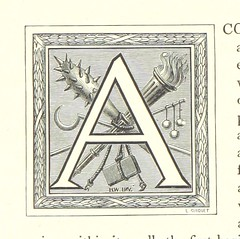 Image taken from page 46 of 'Ancient Rome and its connection with the Christian religion. An outline of the history of the city from its ... foundation ... to the erection of the chair of St. Peter in the Ostrian Cemetery ... Containing ... illustrations,