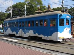 Hankai Tramway 168 (November 2013)