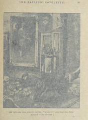 """British Library digitised image from page 27 of """"On the Wrong Track [A novel.]"""""""