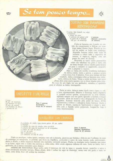Banquete, Nº 11, Janeiro 1961 - 8