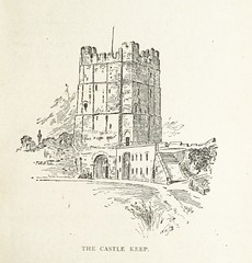 """British Library digitised image from page 33 of """"A Guide to Richmond and the neighbourhood, including Swaledale, Wensleydale and Teesdale. With illustrations and plans"""""""