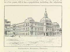 """British Library digitised image from page 173 of """"Longmans' Geographical Reader for South Africa"""""""
