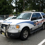 Norwood Police Car, Bergen County, New Jersey