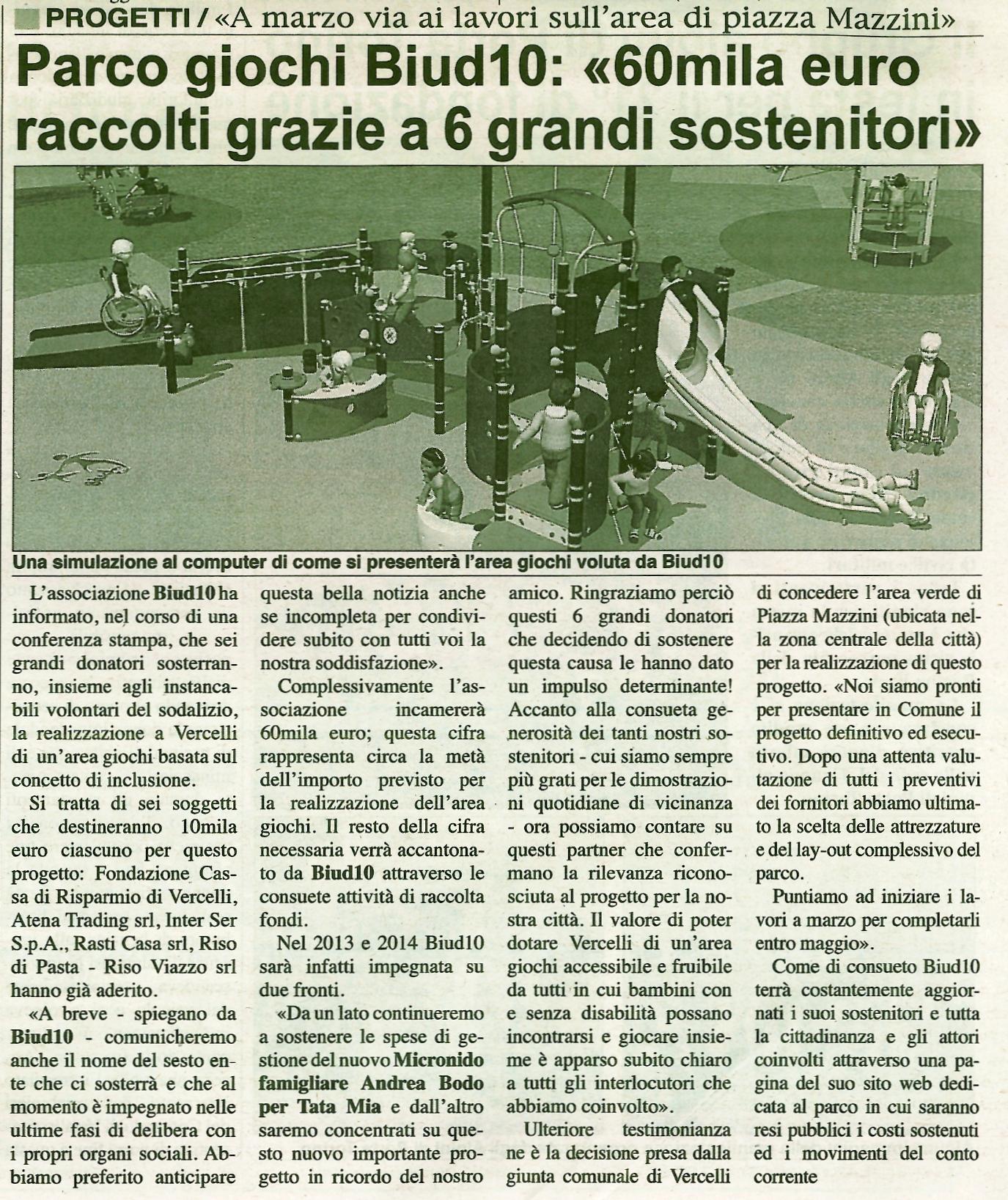 Corriere Eusebiano 14-12-2013