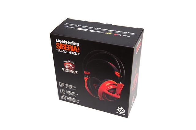SteelSeries Siberia 西伯利亞 V2 頭戴式耳麥開箱 @3C 達人廖阿輝