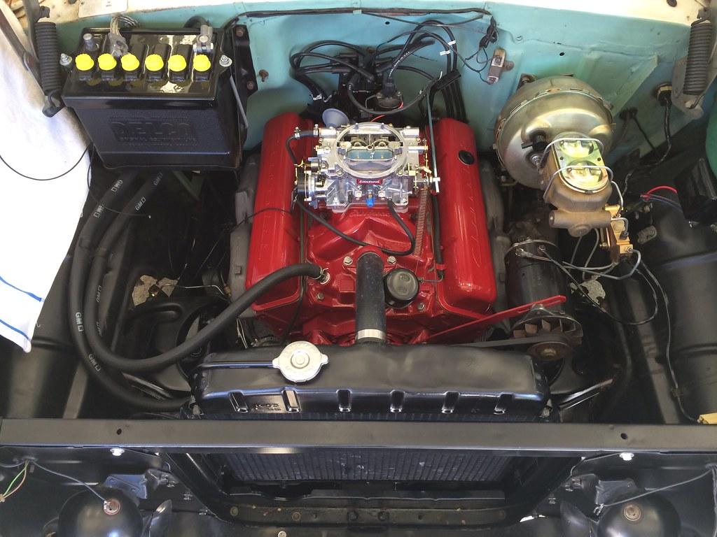 *heater hose ?? - TriFive.com, 1955 Chevy 1956 chevy 1957 ...
