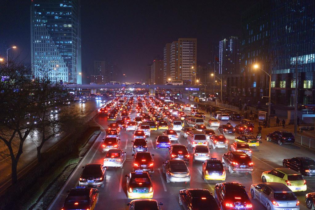 Traffic   Shaun Tam   Flickr