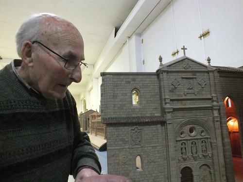maquetas de Paco, León