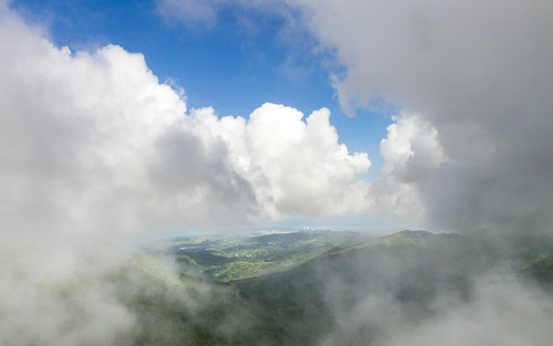 naturaleza verde green nature clouds canon rainforest day arboles view cloudy puertorico hiking explore nubes 7d pr elyunque riogrande yunque ríogrande