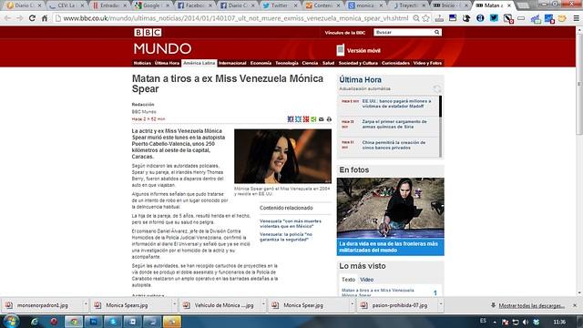 Monica BBC MUndo