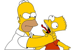 Brutto Bagarospo Simpson