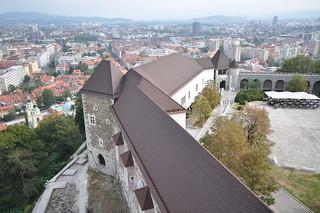 Ljubljana Castle 류블랴나 근처 의 이미지.