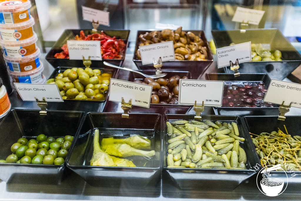Jones the grocer pickled goods