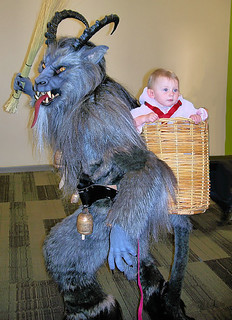 Further Confusion 2014: Krampus!