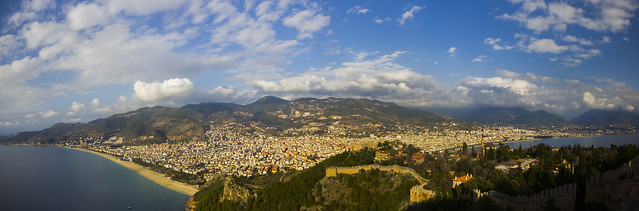 Header of Alanya (city)