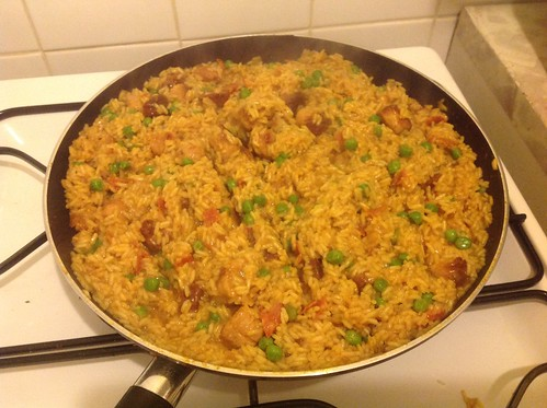 """Fake"" Paella"