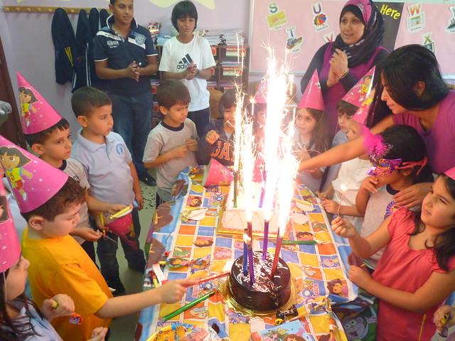 Kindergarten Birthdays