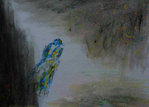Blue Bird 2 / 藍鳥 2 / Blaue Vogel 2