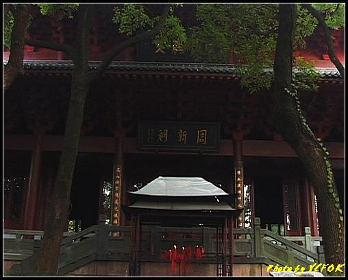 杭州 吳山天風景區 - 017 (城隍閣)